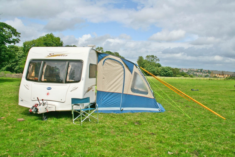Residential Awnings from Valley Awning Tent  Tarp